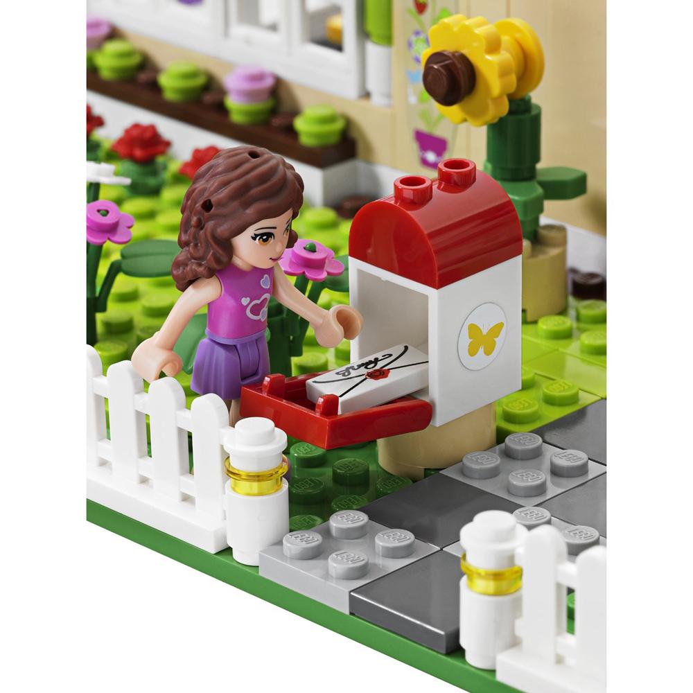 Lego Friends 3315 Olivia 039 S House 695 Pieces New Ebay