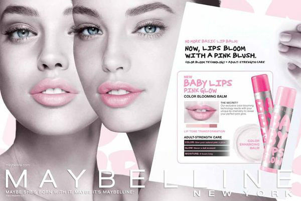 Maybelline Baby Lips Pink Glow Lip Balm Mixed Berry