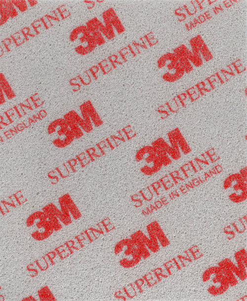 3m scotch 02602 softback sanding sponge finishing abrasive super fine