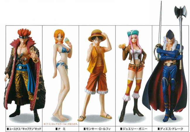 bonney one piece. eBay.com.sg: ONE PIECE Super