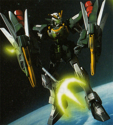 GUNDAM WING Endless Waltz HG High Grade 1 144 6 Nataku ...