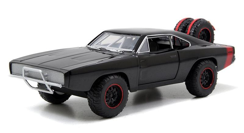 Fast Amp Furious 7 1 24 Diecast Car Dom Toretto Dodge
