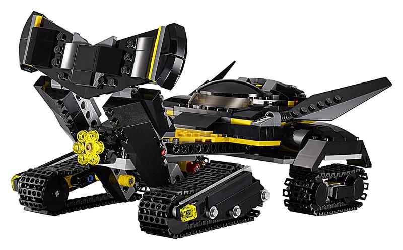 LEGO 76055 DC Comics Super Heroes Batman Killer Croc Sewer