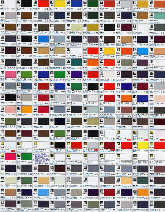 Gsi Creos Gunze Mr Hobby Color C308 Gray Fs36375 Lacquer Paint 10ml Model Kit Ebay