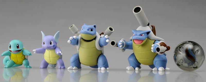 Pokemon xy mega ring syncher system blastoise mega - Pokemon xy mega evolution ...