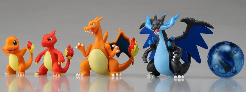 Pokemon xy mega ring syncher system charizard x mega evolution pack figure new ebay - Evolution pokemon xy ...