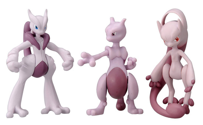 Pokemon xy mega ring syncher system mewtwo mega evolution pack action figure new ebay - Mewtwo evolution ...