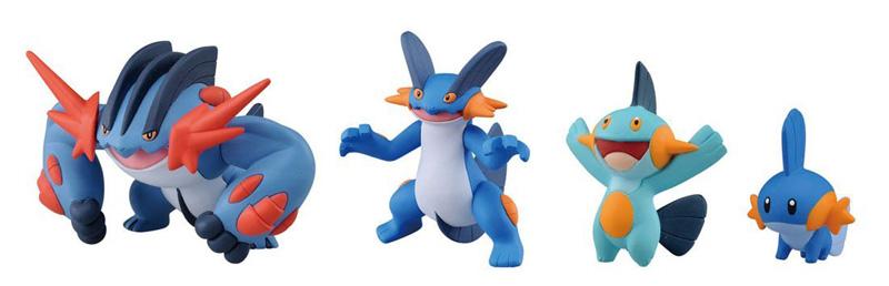 Pokemon xy mega ring syncher system swampert mega evolution pack ebay - Evolution pokemon xy ...