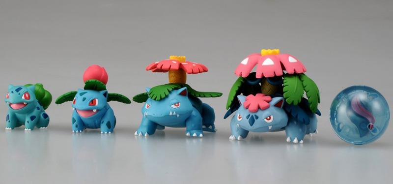 Pokemon xy mega ring syncher system venusaur mega - Pokemon xy mega evolution ...