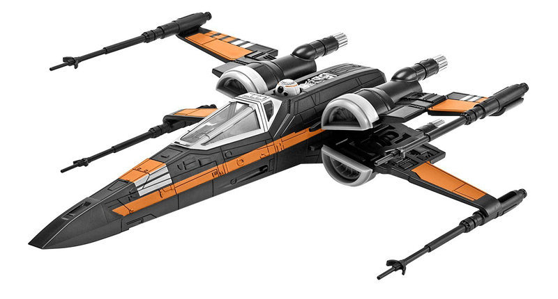 details about revell 85 1635 star wars ep7 force awakens poe dameron s