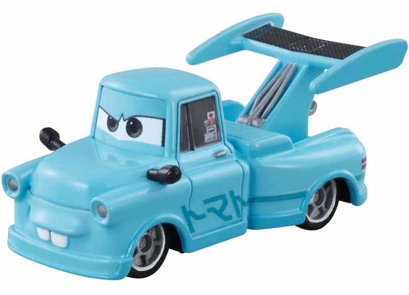 TOMICA DIECAST Disney Pixar Cars C-28 (2016) Mater Toon