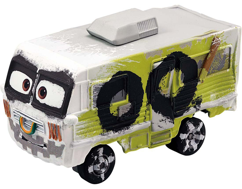 TOMICA DIECAST Disney Pixar Cars C-31 (2017) Arvy RV CARS 3 ACTION ...