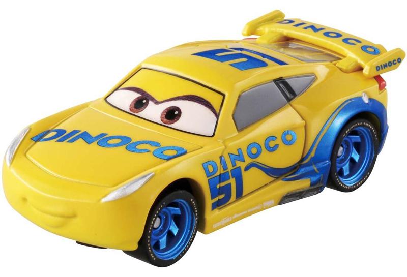 Tomica Diecast Disney Pixar Cars C 47 2017 Cruz Ramirez