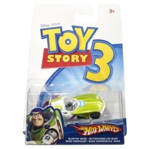 TOY STORY 3 Hot Wheels Buzz Lightyear DIECAST CAR NEW   EBay