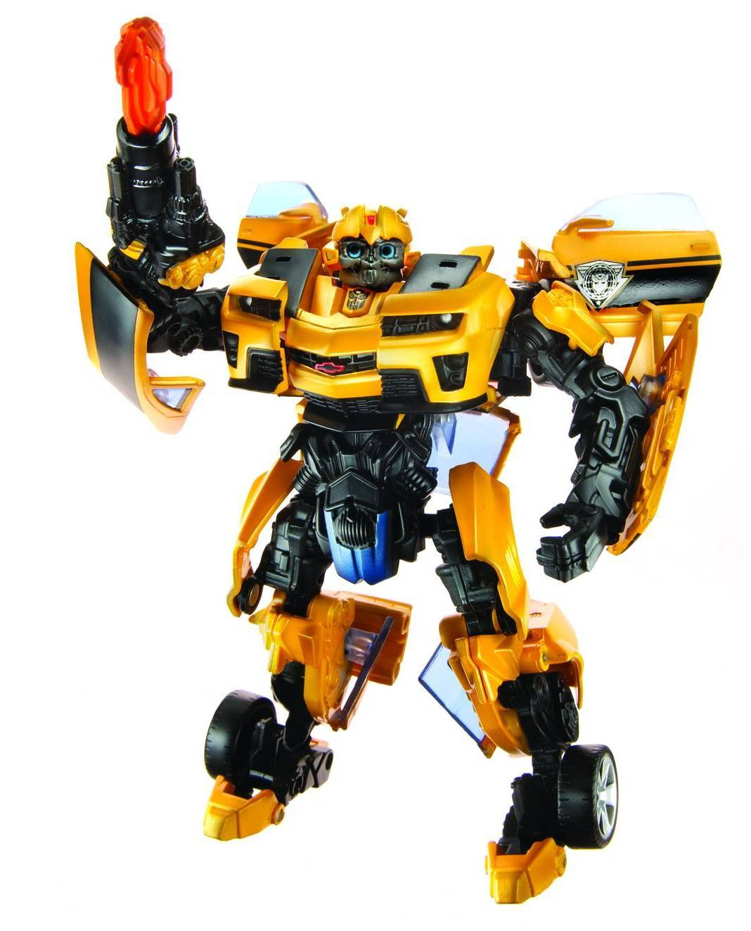 TRANSFORMERS 2 ROTF Movie Deluxe Alliance Bumblebee