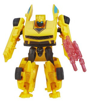 TRANSFORMERS 4 AOE Movie Generations Deluxe Legion ... Transformers 4 Bumblebee Vs Stinger