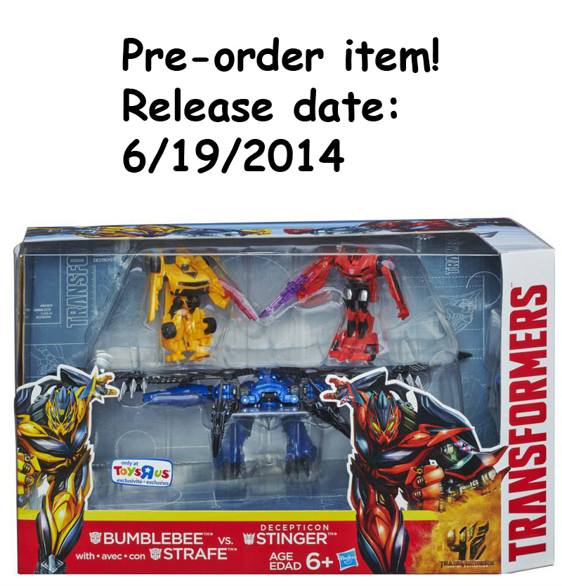 TRANSFORMERS 4 AOE Movie Generations Deluxe Legion ...