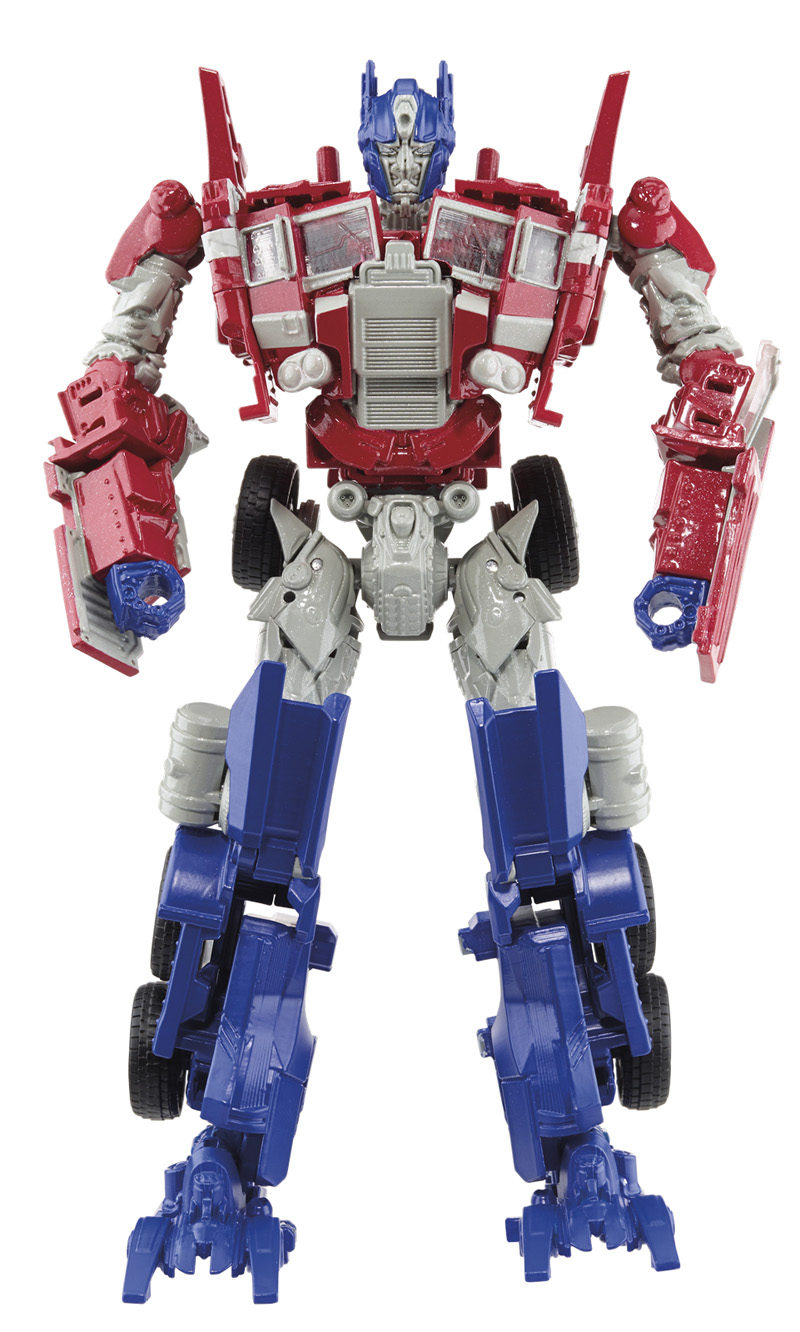 TRANSFORMERS 4 AOE Movie Generations Voyager Optimus Prime ...