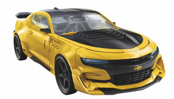 2017 Movie The Last Knight Deluxe Cl Action Figure Blebee New Camaro