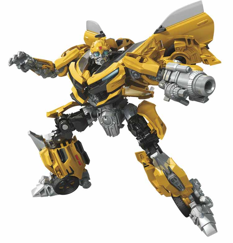 transformers 5 the last knight movie deluxe bumblebee new camaro action figure 653569237600 ebay. Black Bedroom Furniture Sets. Home Design Ideas