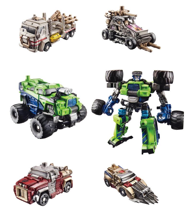 Transformers Power Core Combiner Mudslinger Destructico Ebay